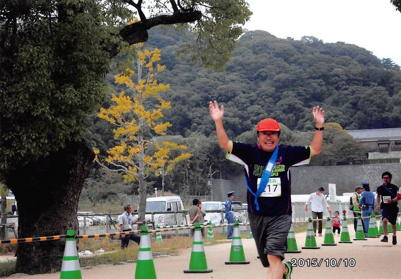 お城下リレーマラソン1
